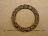 Oil Tank Cap Gasket, Cork, for 2 inch cap. Also Triumph fork washer 82-4047